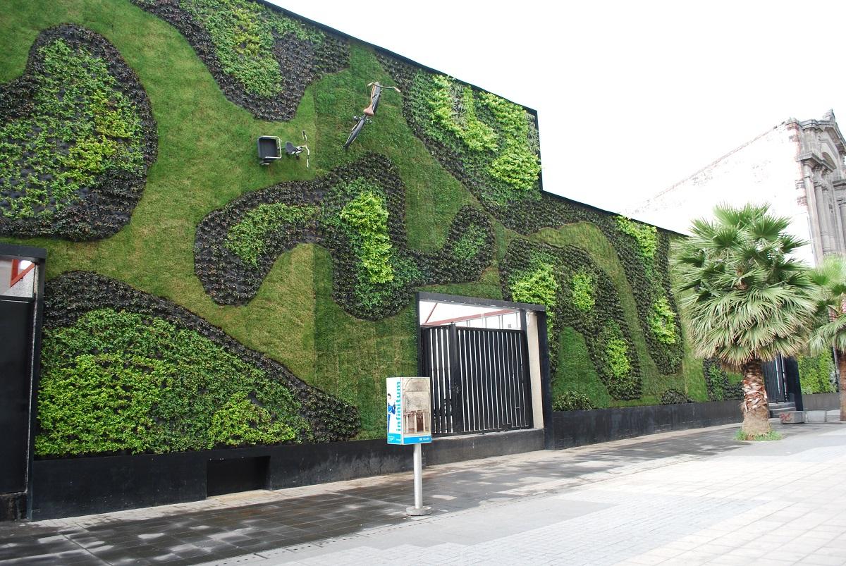Patrick Blanc Vertical Gardening