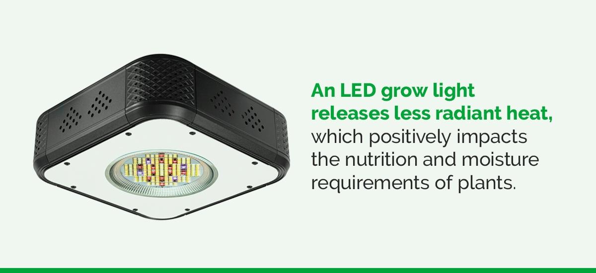 LED Lights vs. HPS Lights