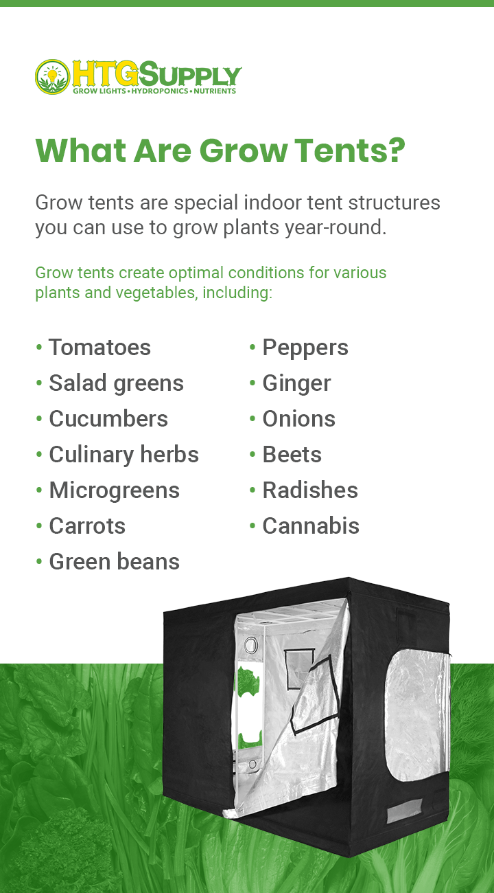What Are Grow Tents?